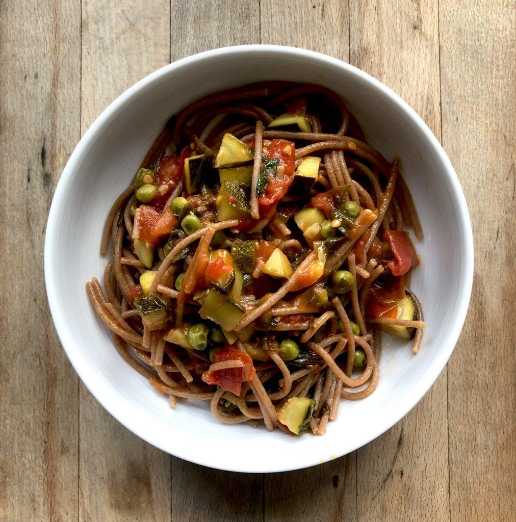 Summer-Veggie-Spaghetti